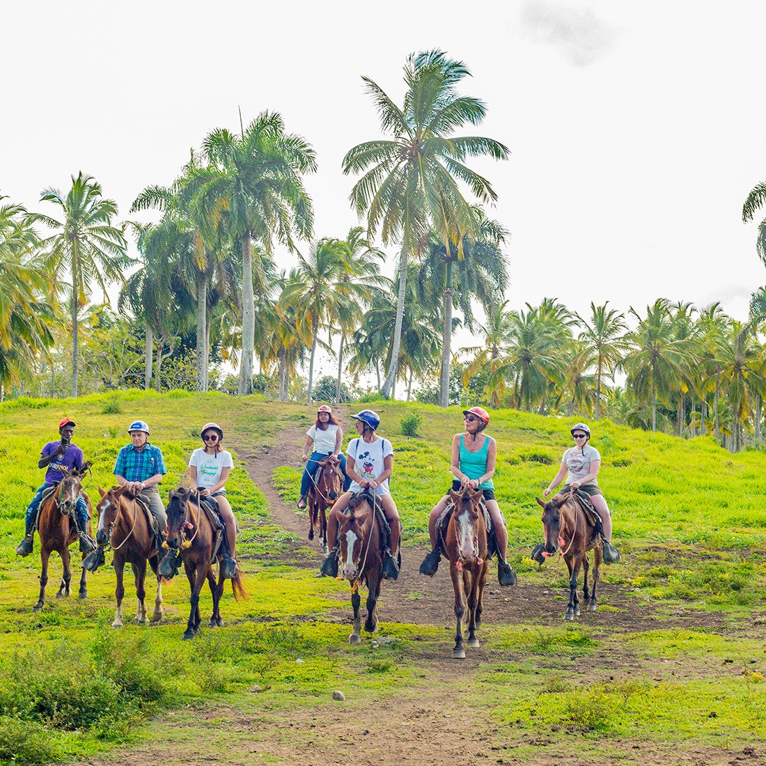 Dominican Horse Riding Tour in Punta Cana