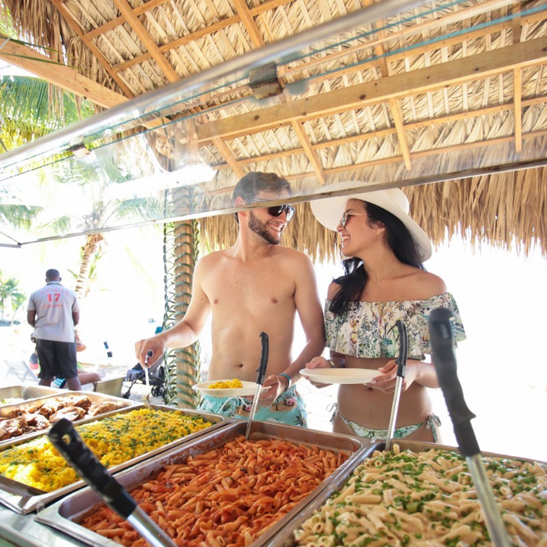 Saona Island Tour with Dominican Lunch