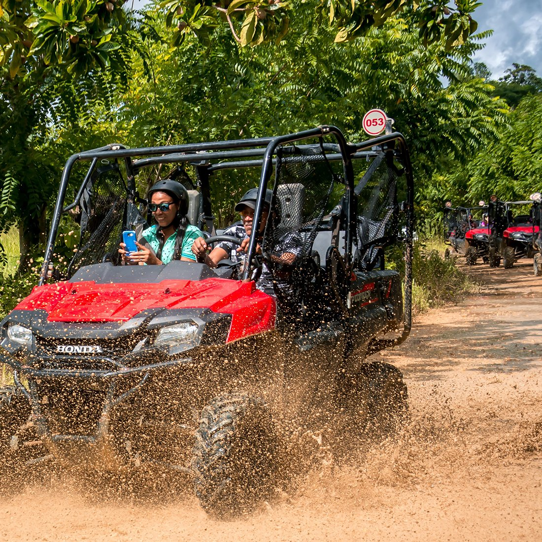 Punta Cana off Road Buggy Tour