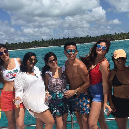 Saona Island Excursion and Tour with Friends